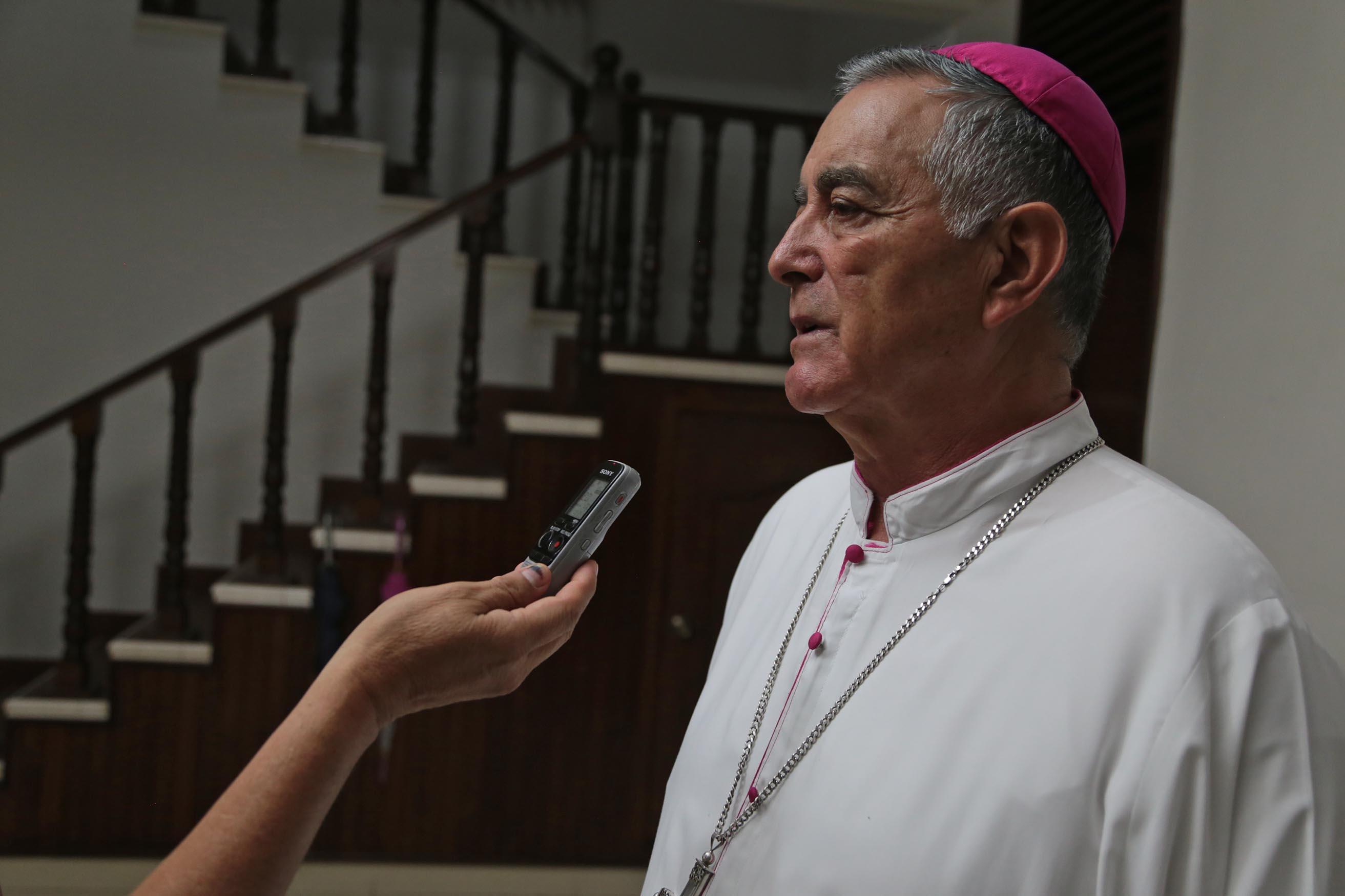 Resultado de imagen para obispo salvador rangel