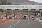07092018-TIJUANA BAJA CALIFORNIA, 07SEPTIEMBRE2018.- Este viernes entró en vigor el incremento de peaje en las autopistas federales operadas por Capufe. La imagen corresponde a la autopista Tijuana- Ensenada, que tuvo un aumento de 14 %. FOTO: OMAR MARTÍNEZ