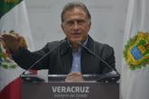 """14082018-XALAPA, VERACRUZ, 18JULIO2018.- El gobernador Miguel Angel Yunes Linares, ofreció una conferencia de prensa para hablar sobre el desalojo de empresarios, donde argumentó, que muchos de ellos no solo son """"coyotes"""". FOTO: ALBERTO ROA / CUARTOSCURO.COM"""
