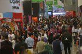 GUADALAJARA, JALISCO, 30NOVIEMBRE2019.- Color en torno a la edición 32 de la Feria Internacional del Libro de Guadalajara en la expo, en donde como país invitado de Honor es la India. FOTO: FERNANDO CARRANZA GARCIA / CUARTOSCURO.COM