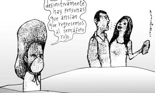 Sin protección / Méndez