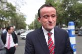 Mikel Arriola será el nuevo presidente de la Liga MX a partir de enero próximo. Foto: Agencia Reforma