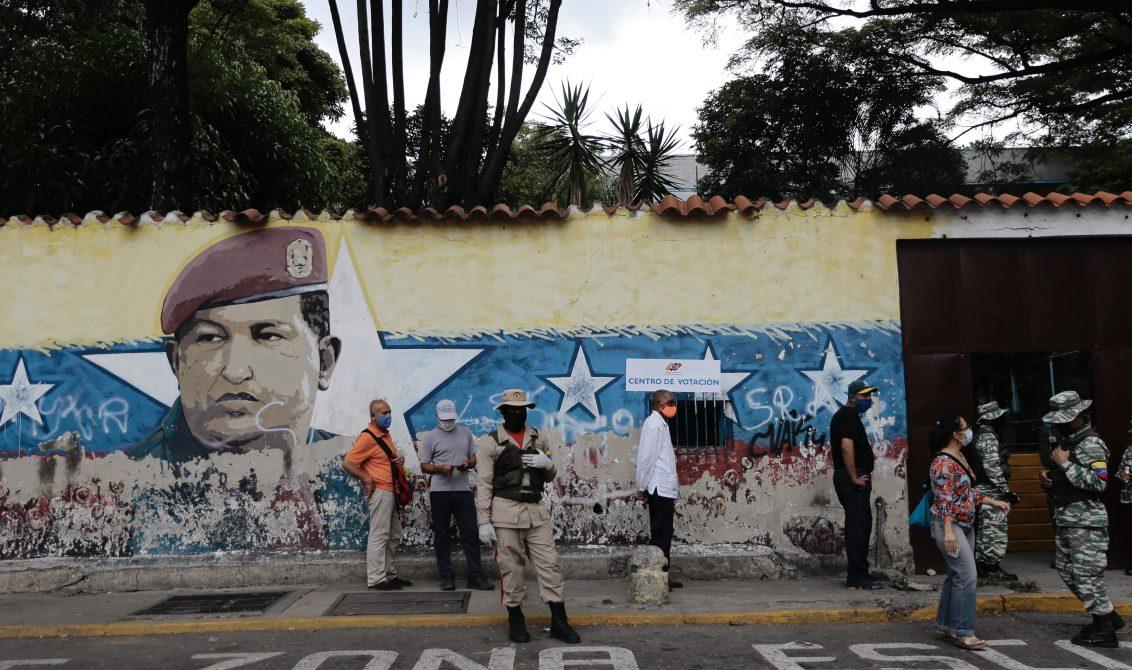 Elecciones parlamentarias de Venezuela