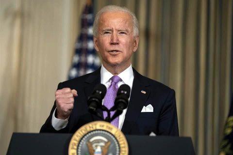 El presidente estadunidense, Joe Biden. Foto. Archivo
