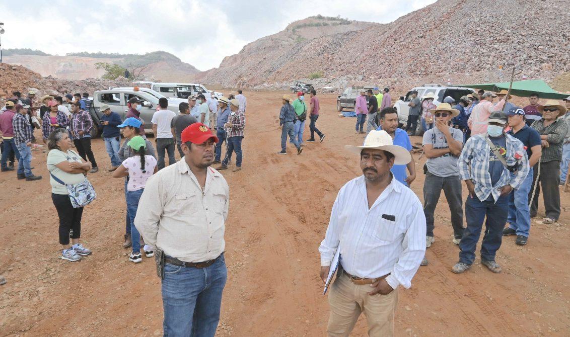 <br>Minera canadiense reanuda la extracción de oro en Xochipala