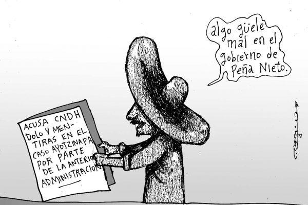 Pestilencias / Méndez