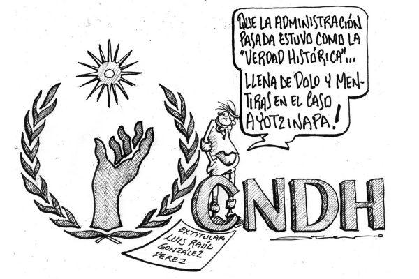 Igualito que'l otro gobierno / Otero