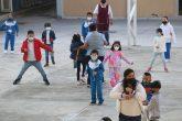 En la Ciudad de México hay al menos 50 casos sospechosos de Covid-19, derivado del reinicio de clases presenciales en el nivel básico. Foto: Agencia Reforma