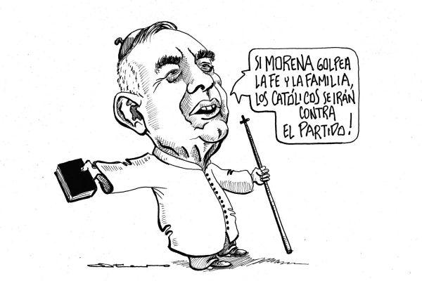 Una profecía chafa / Otero